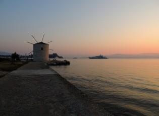 Korfu, aamukajastus