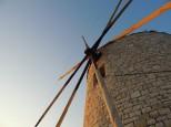 Korfu, tuulimylly