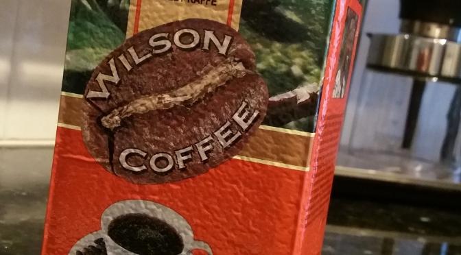voi Wilson, miten hyvää!